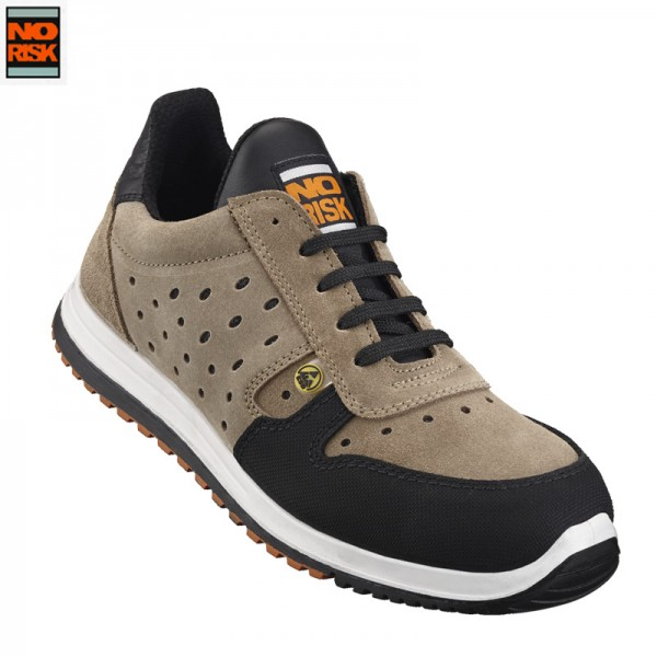 "No Risk Halbschuh ""Runner"" S1P"