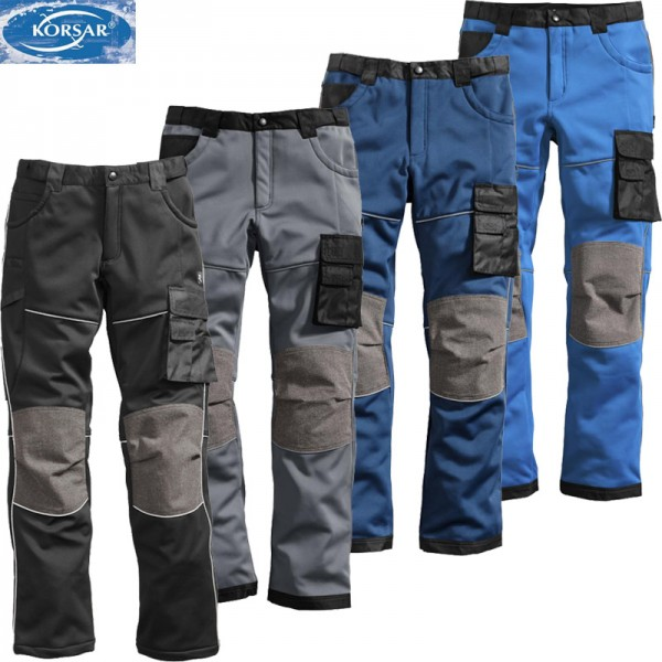 "Korsar Softshellhose ""High-Q"""