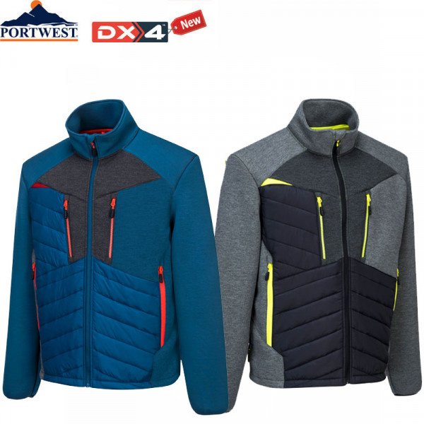 DX4 Steppjacke