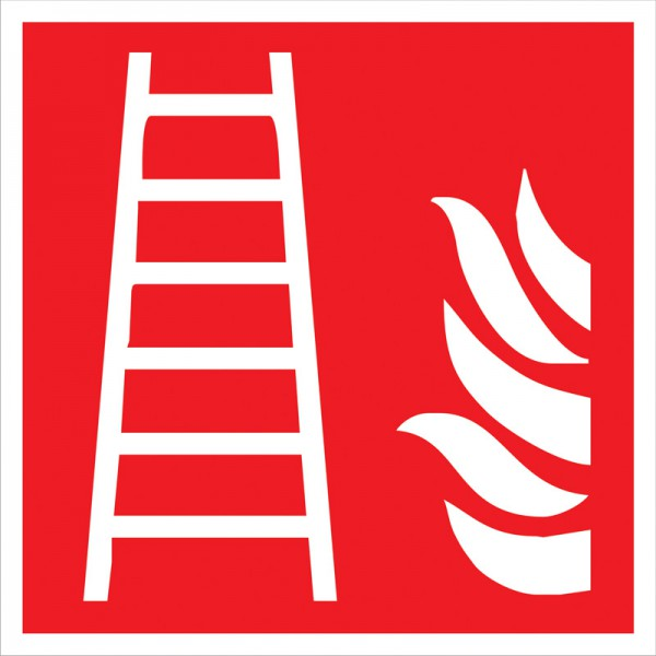Feuerleiter / Fire ladder