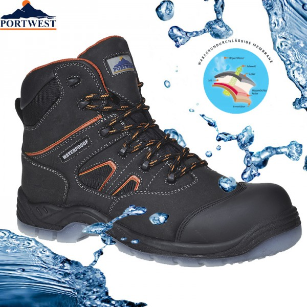 Compositelite All-Wetter-Stiefel S3