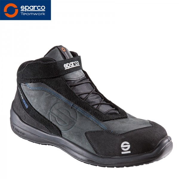 "Sparco Stiefel ""Black Racing Evo"" S3"
