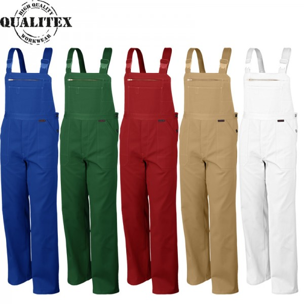 "Qualitex Latzhose ""Favorit""320g"
