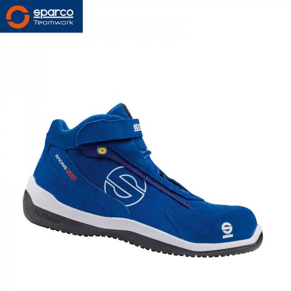 "Sparco Stiefel ""Racing EVO ESD Blue"" S3"