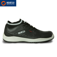 "Sparco Halbschuh ""Legend black grey"" ESD S3"