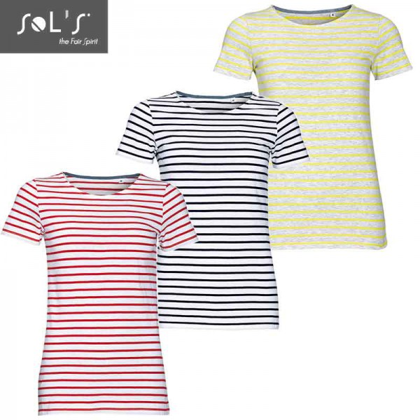 Women´s Striped T-Shirt